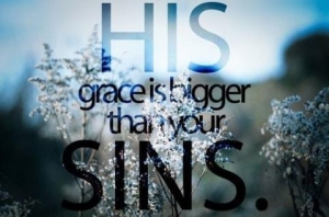 grace over sin