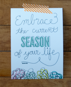 season quote